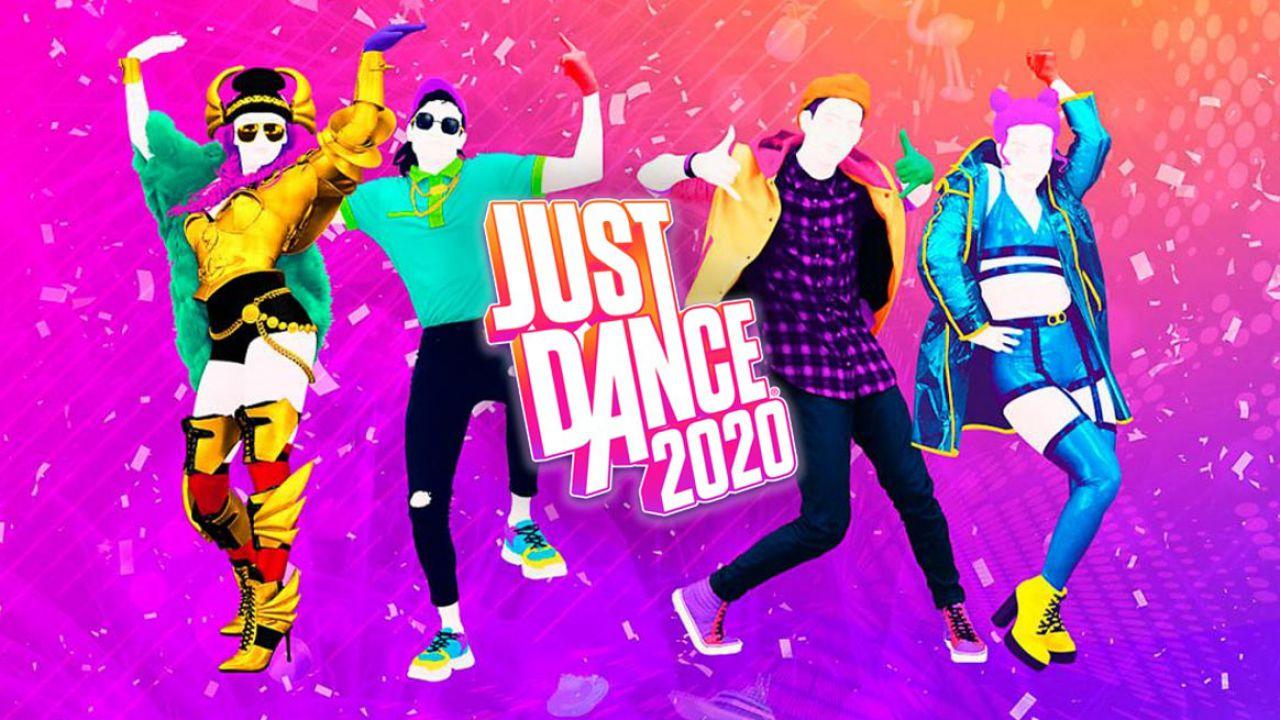 Just Dance 2020 per Wii entra in Top 20 nel Regno Unito!