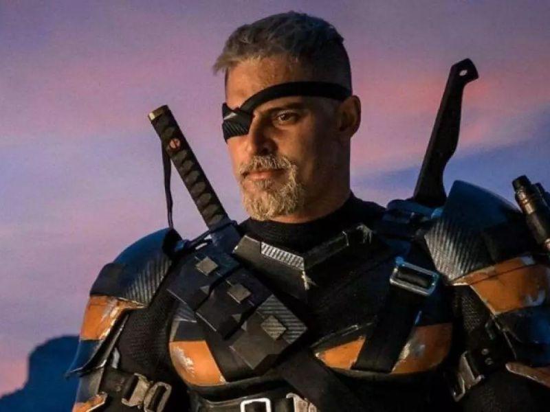 Justice League, Affleck e Manganiello girano la sequenza Knightmare nelle nuove foto