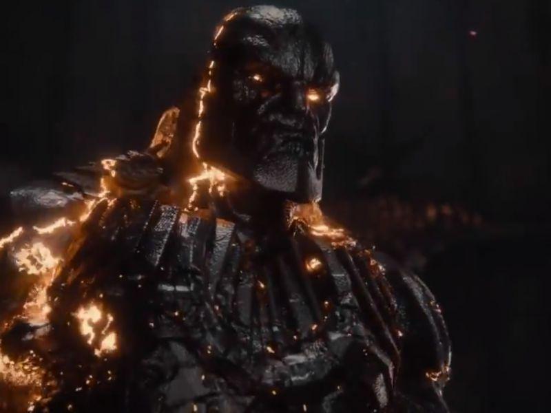 Justice League, arriva Darkseid nel poster e nel trailer dedicati al Sovrano di Apokolips