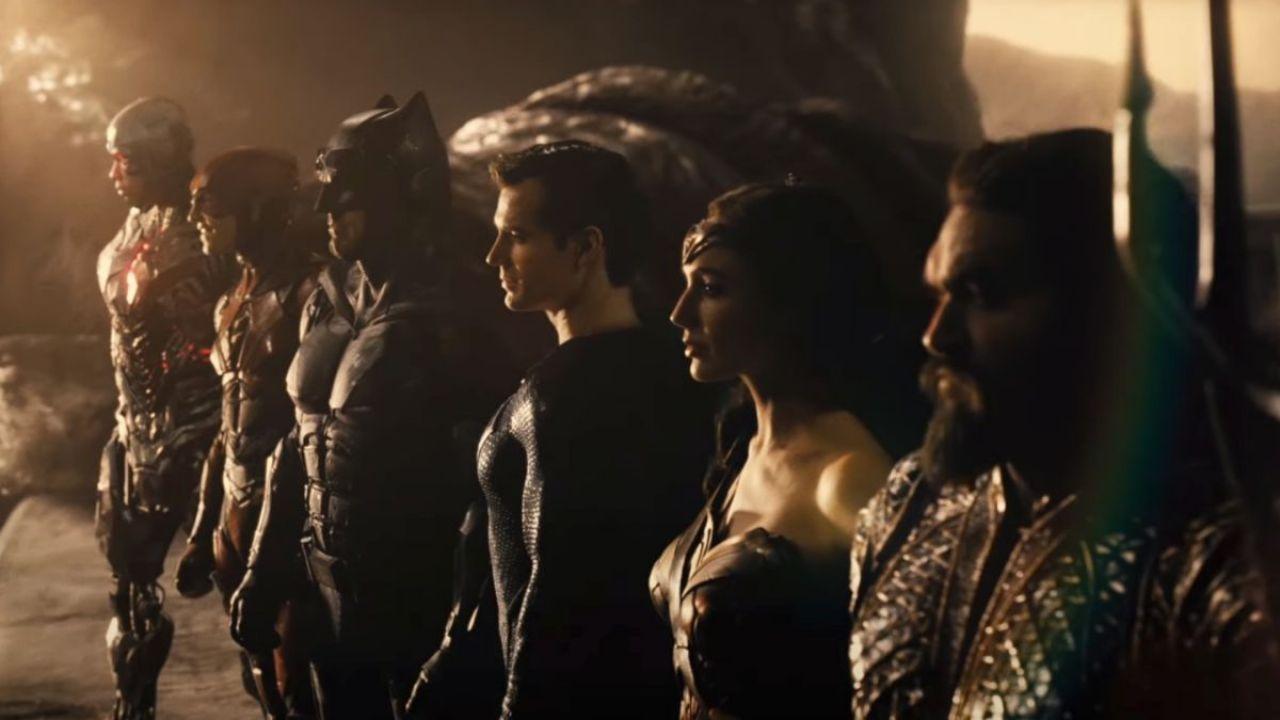 Justice League arriverà su HBO Max come film non miniserie in quattro parti