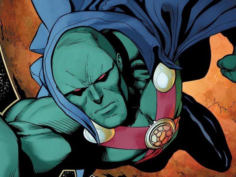 Justice League, chi è Martian Manhunter? Tutta la storia del supereroe DC