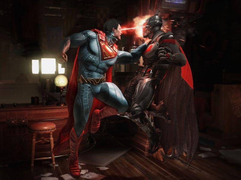 Justice League, il creatore di Injustice: 'Ho un suggerimento per il titolo del sequel'