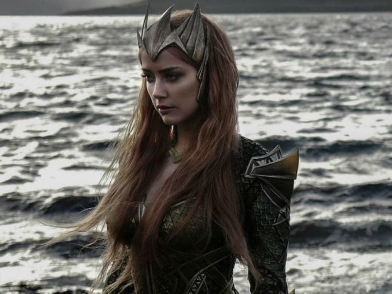 Justice League: a Dallas una mostra in onore di Snyder, Amber Heard nel futuro Knightmare!
