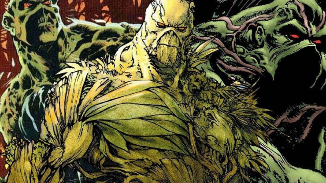 Justice League Dark, un concept art del personaggio per il film mai realizzato di Liman