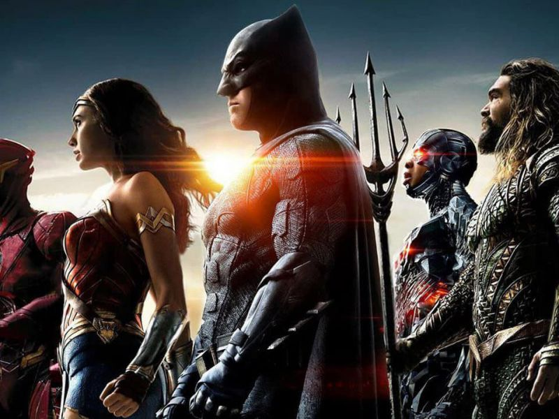 Justice League, l'Era degli Eroi nel poster e nel banner della Snyder's Cut