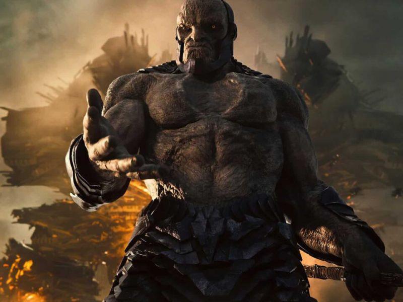 Justice League, il giovane Darkseid prende vita in un concept ufficiale: ecco Uxas!