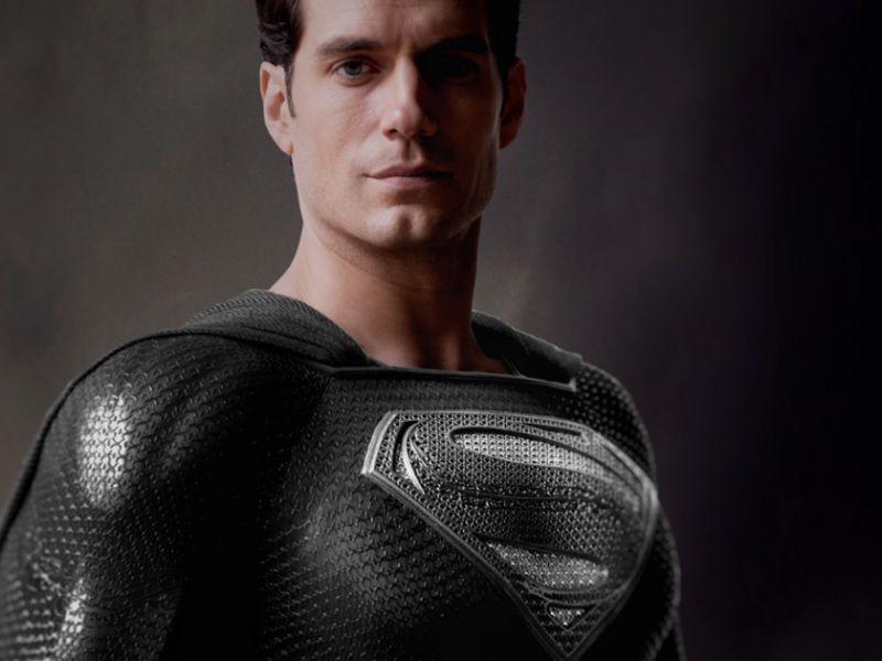 Justice League: Henry Cavill sarà Black Superman? Ecco come sarebbe nella Snyder's Cut