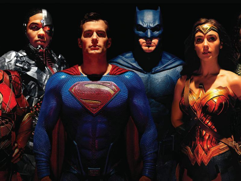 Justice League, ecco la grande influenza di Watchmen sulla Snyder's Cut