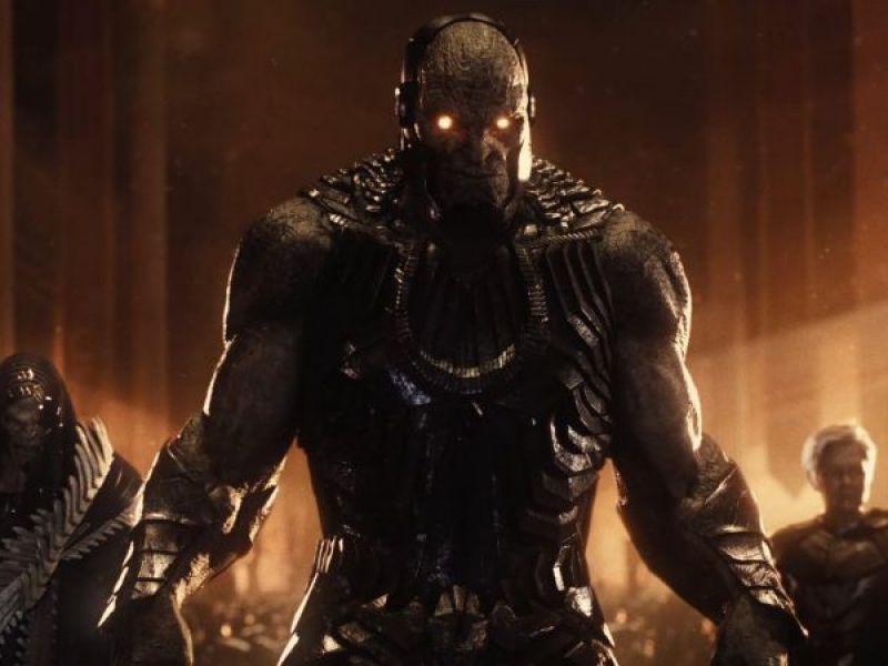 Justice League, un inquietante Darkseid nelle nuove immagini della Snyder's Cut