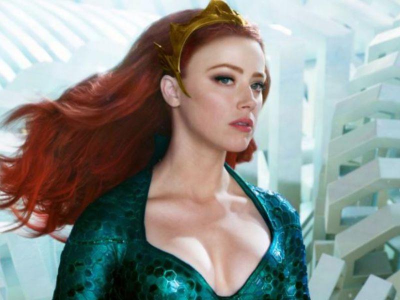 Justice League, la Mera di Amber Heard sfoggia un design un po' diverso in questo concept