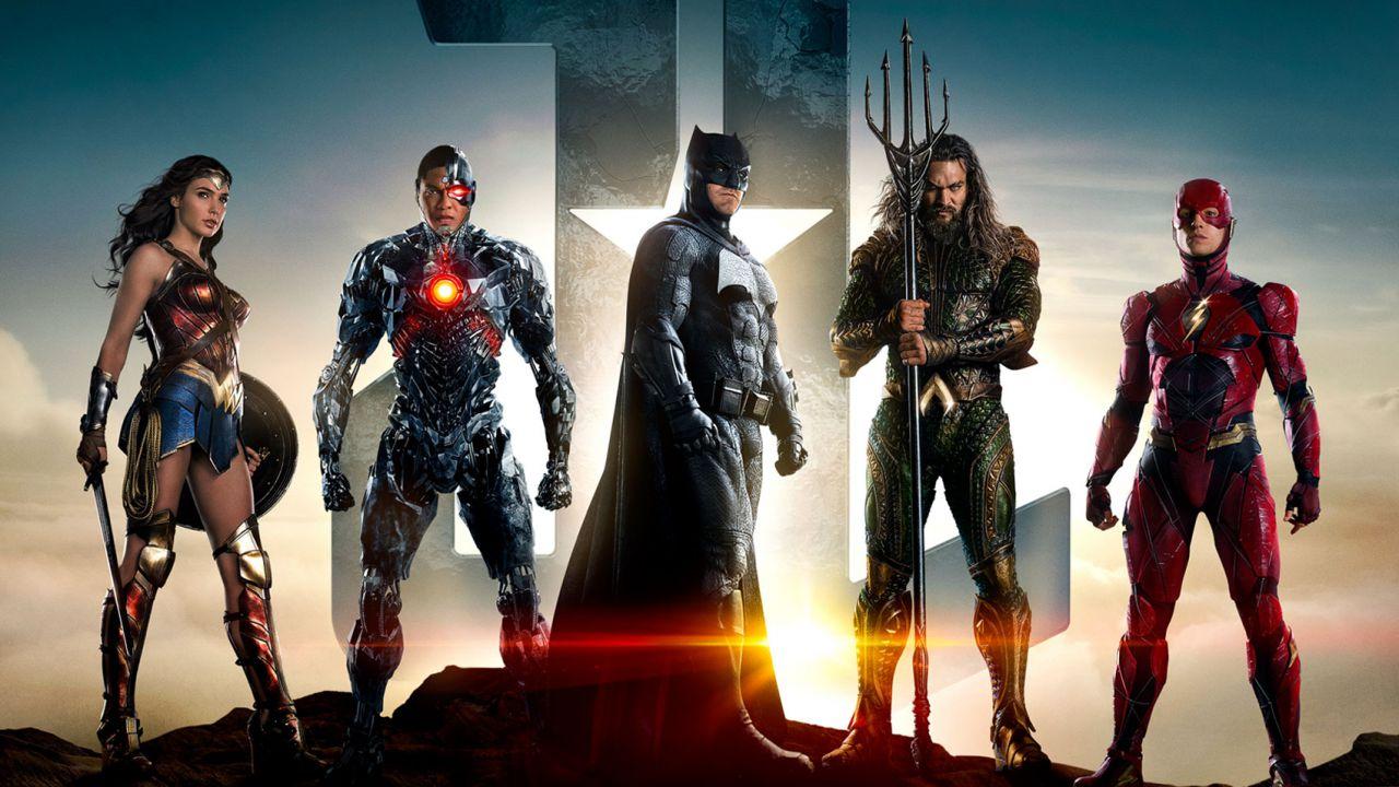 Justice League: ecco le mini action figure dei personaggi
