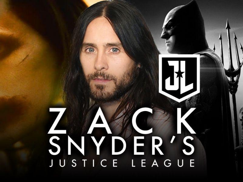 Justice League, parla Jared Leto: Vi racconto il mio Joker, ma ringraziate Zack Snyder