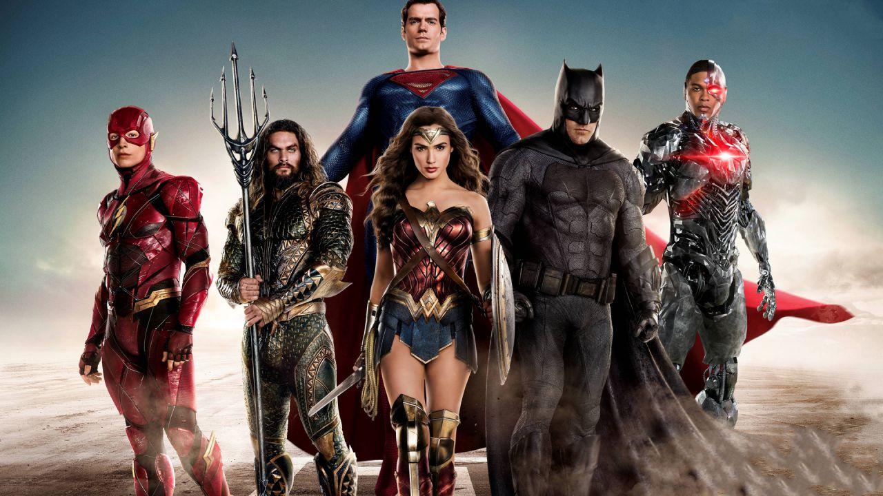 Justice League, riprese partite per il film di Zack Snyder: ecco il titolo di lavorazione