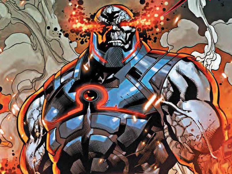 Justice League, il ruolo di Darkseid sarà molto esteso: 'C'è stato tantissimo lavoro'