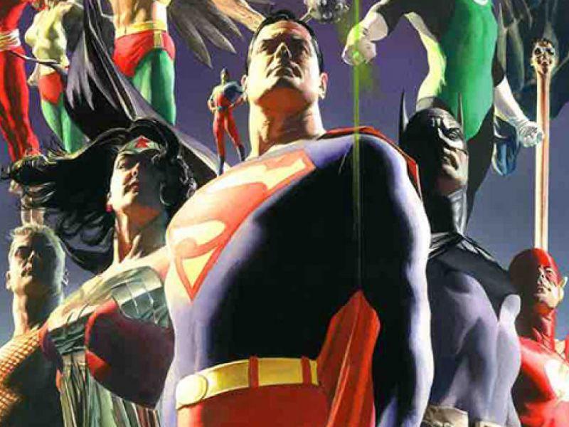 Justice League: scoprite il leggendario film mai realizzato da George Miller