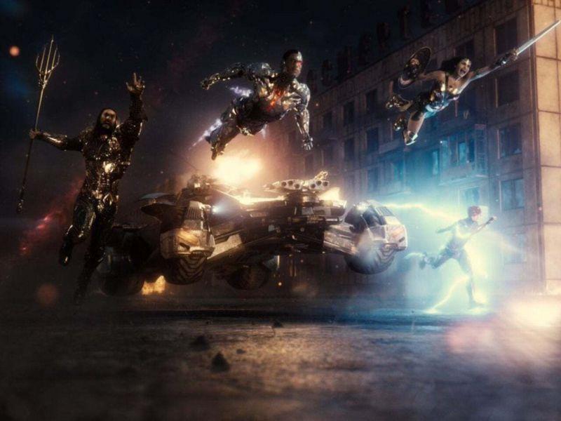 Justice League: nella Snyder Cut c'è un velato riferimento ad Avengers Age of Ultron?