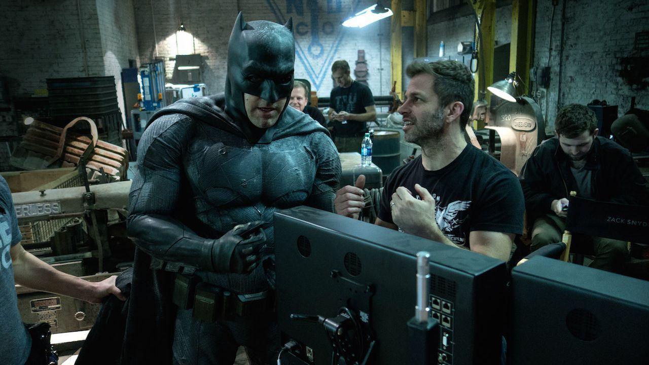 Justice League: lo Snyder's Cut esiste, parola di concept artist!