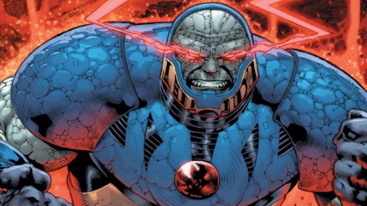 Justice League, una star della TV vorrebbe interpretare Darkseid: non indovinerete mai chi