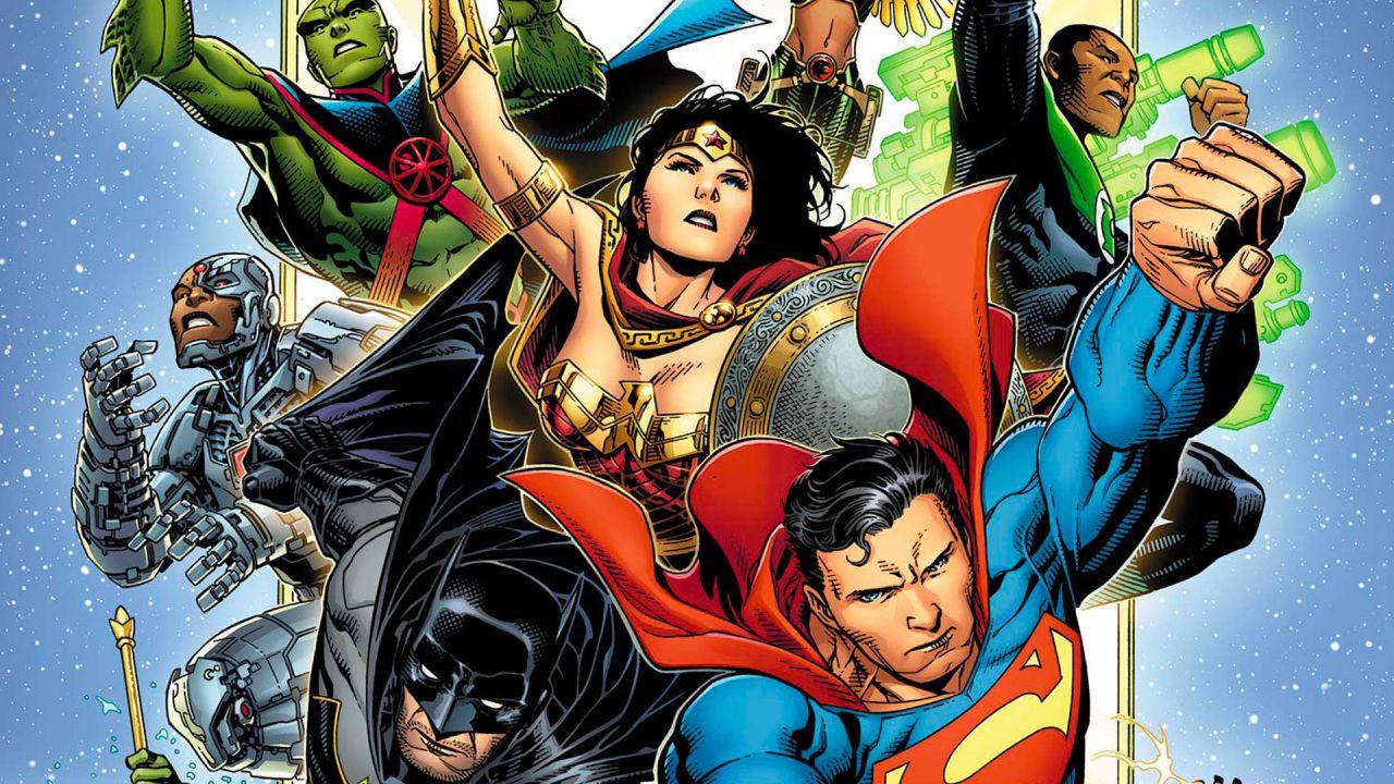 Justice League: svelati i nuovi membri del gruppo di supereroi