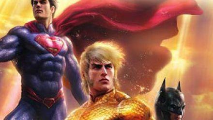 Justice League: Throne of Atlantis, ecco una nuova clip dal film animato