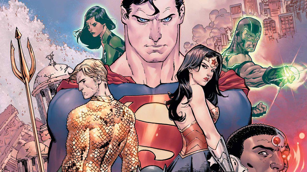 Justice League: il trailer è in arrivo