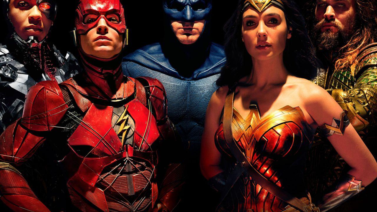 Justice League: il trailer finale arriva Domenica, ecco nuovi character poster!