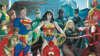 Justice League vs. Teen Titans ha una data di uscita, ecco la cover