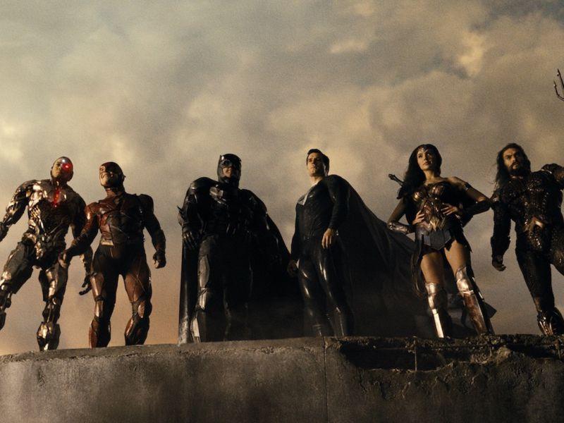 Justice League e Wonder Woman 1984: Zack Snyder supera un altro traguardo su HBO Max