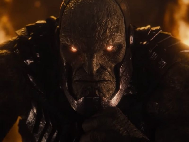 Justice League, Zack Snyder: 'Darkseid non poteva ricordare il pianeta dell'Equazione'