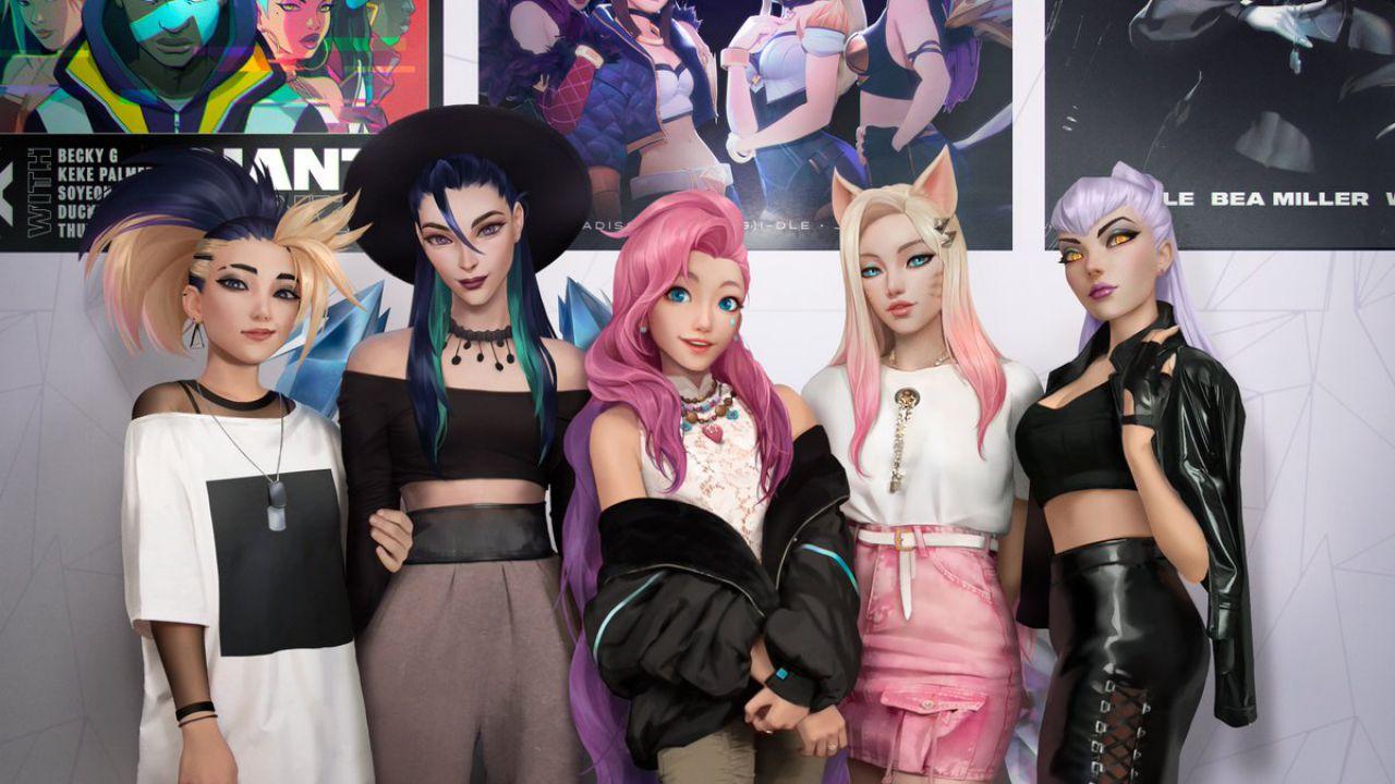 K/DA più attive che mai: arriva la serie di fumetti dedicata al gruppo K-pop