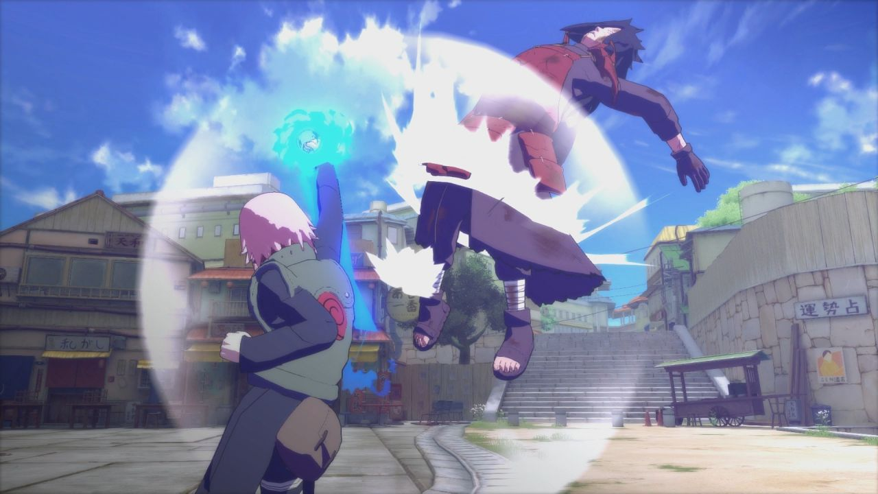 Kaguya Otsutsuki si mostra in nuove immagini di Naruto Shippuden Ultimate Ninja Storm 4