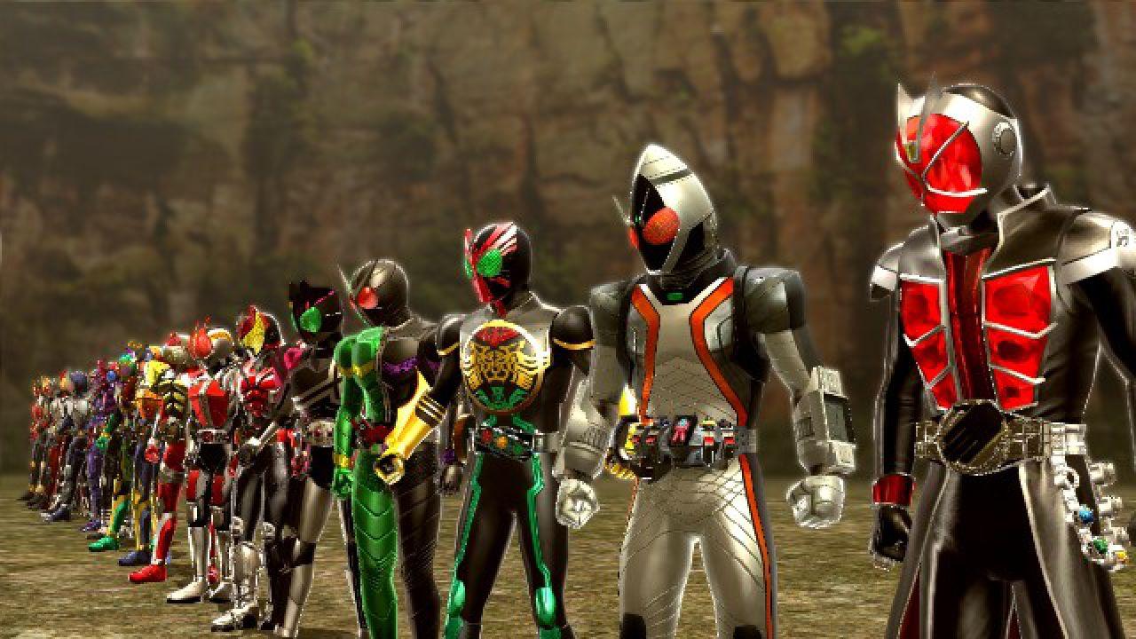 Kamen Rider: Battride War 2 annunciato per PlayStation 3
