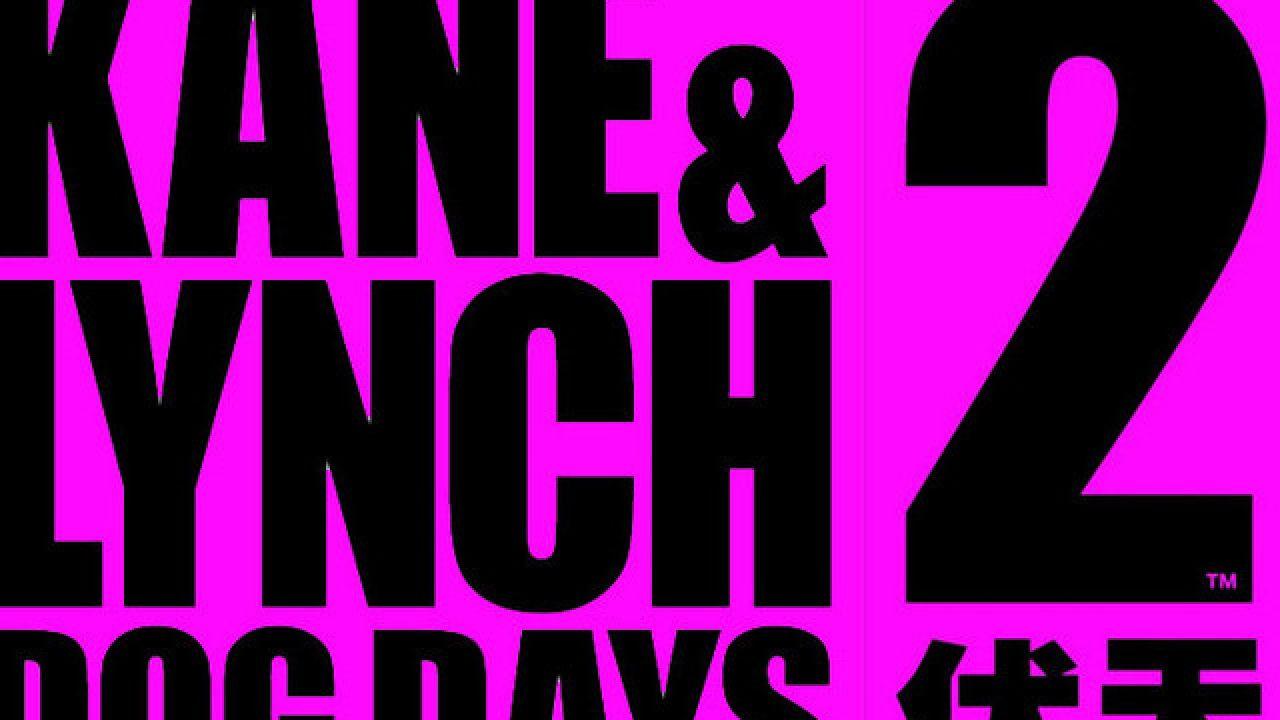 Kane & Lynch 2: Dog Days arriva il 24 Agosto