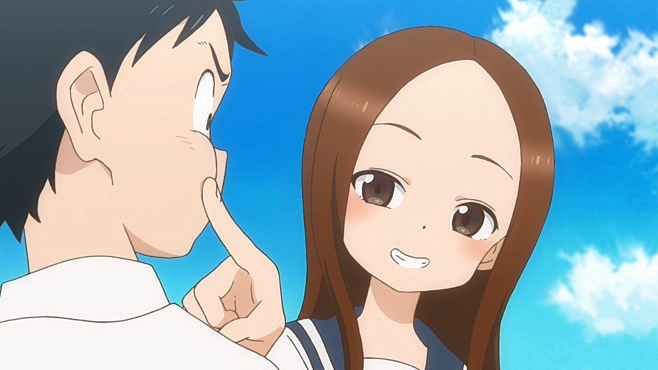 Karakai Jozu no Takagi-san, annunciata la seconda stagione dell'anime