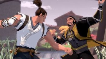 Karateka: il trailer di lancio