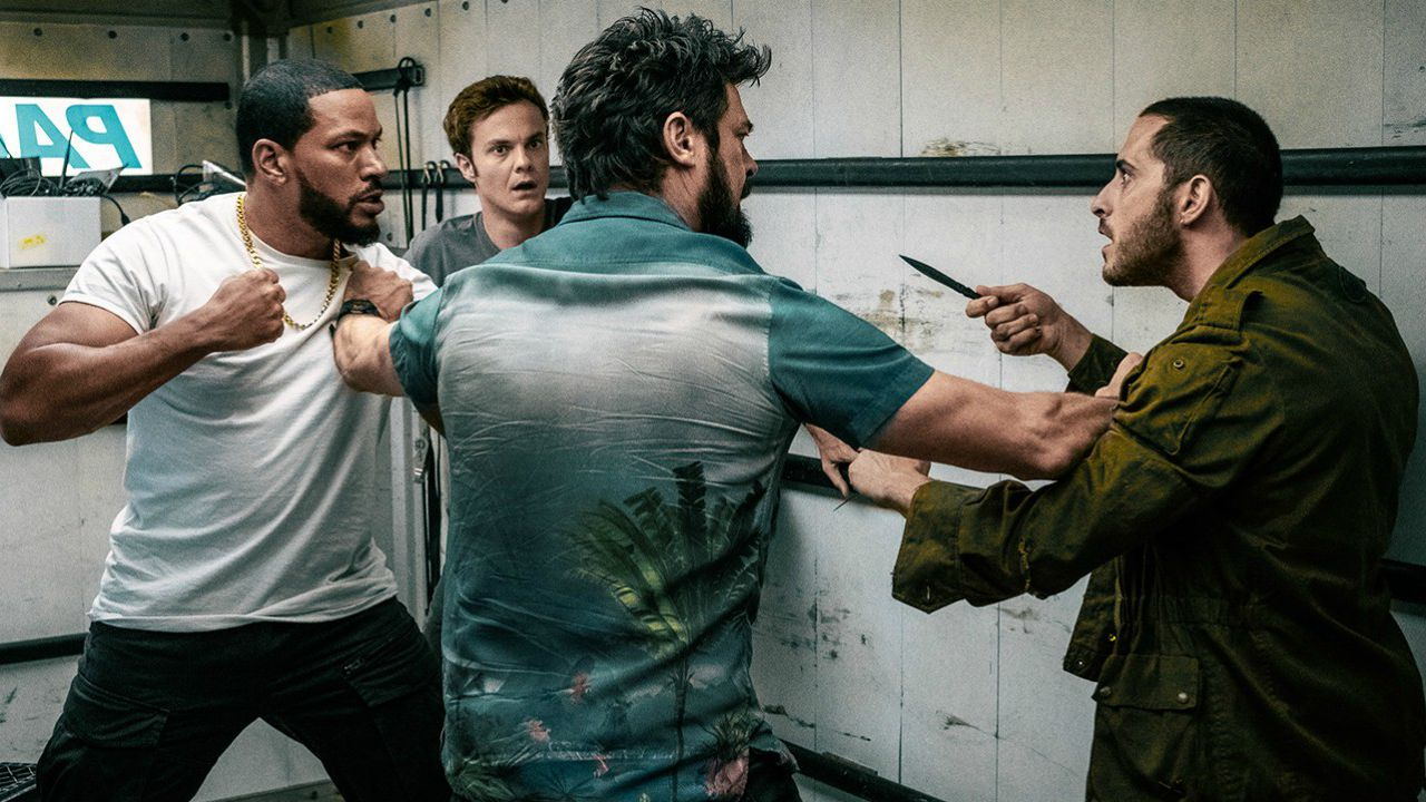 Karl Urban rivela che il cane Terror sarà presente nella seconda stagione di The Boys