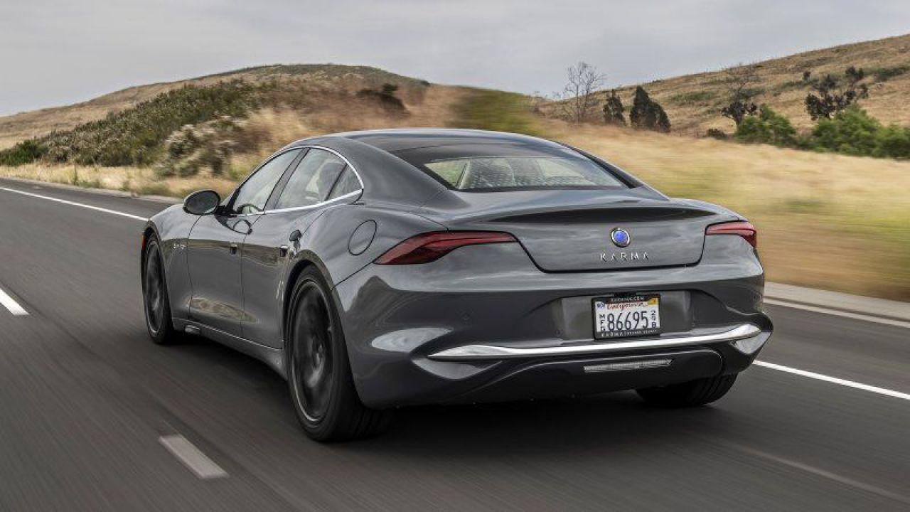 Karma vuole costruire particolari auto a idrogeno: ecco i dettagli