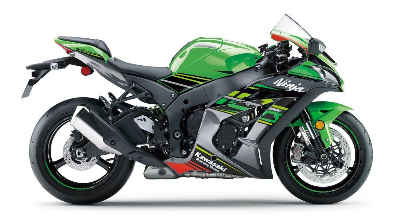 Kawasaki al lavoro su una Ninja elettrica? Il brevetto
