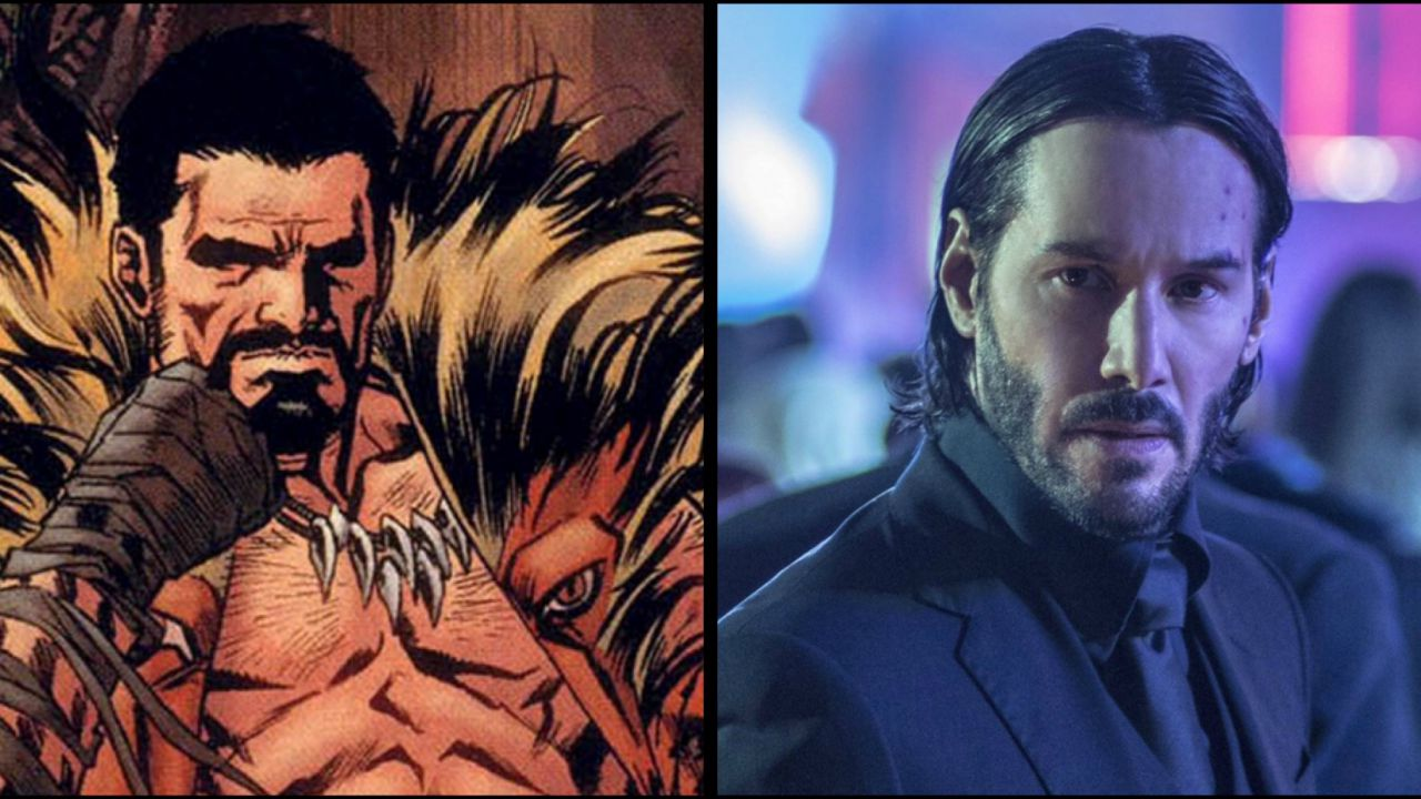 Keanu Reeves, l'attore sarà Kraven il Cacciatore in un film Sony? Ecco gli ultimi rumor