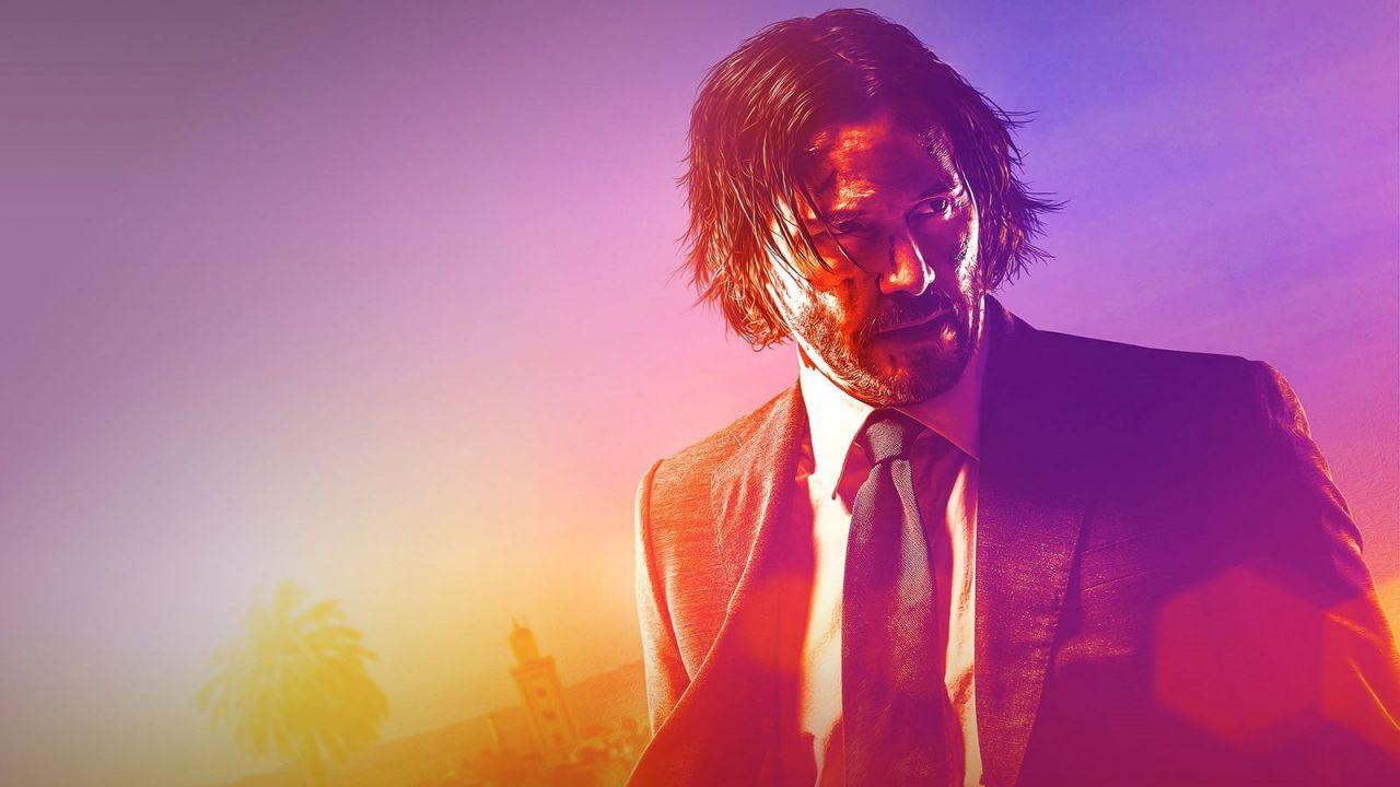 Keanu Reeves ha organizzato una proiezione di John Wick 3 per il cast di Bill & Ted