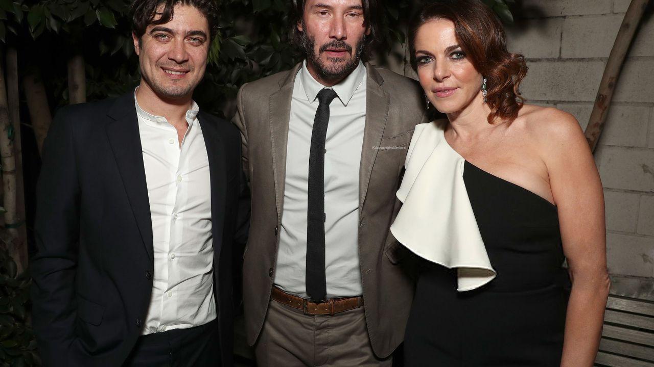 Keanu Reeves, sapevate che la scena con Claudia Gerini in John Wick 2 fu tagliata?