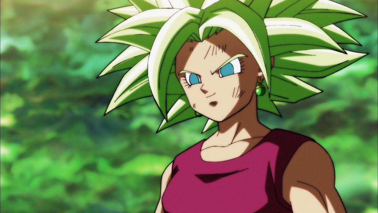 Kefla prende vita in questo cosplay che omaggia Dragon Ball Super