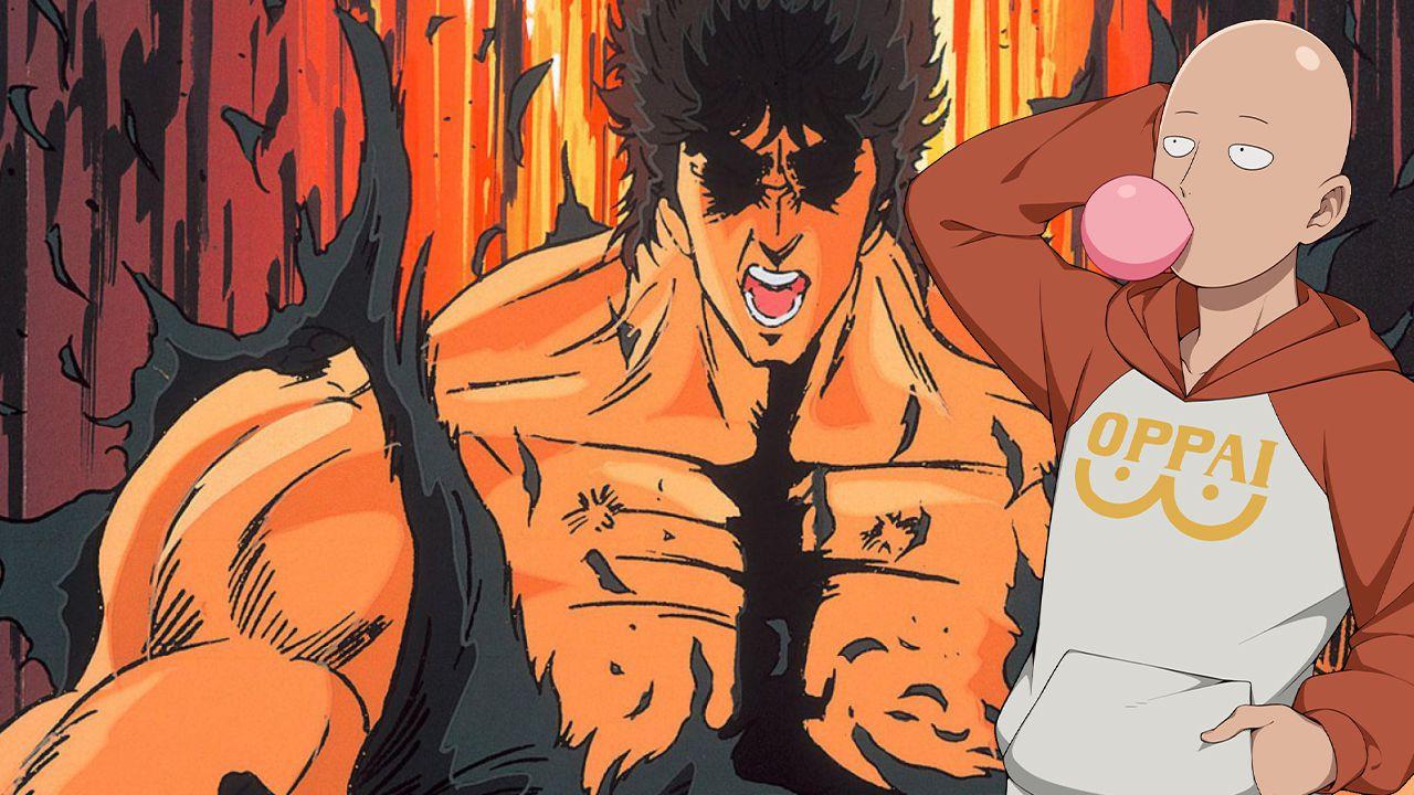 Ken il Guerriero potrebbe sconfiggere Saitama di One-Punch Man? L'ipotetico scontro