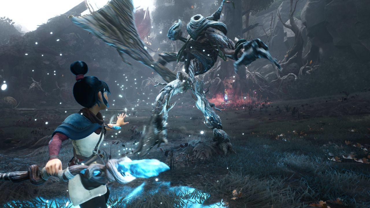 Kena Bridge of Spirit: protagonista, gameplay e vantaggi di PS5, ecco tutte le novità