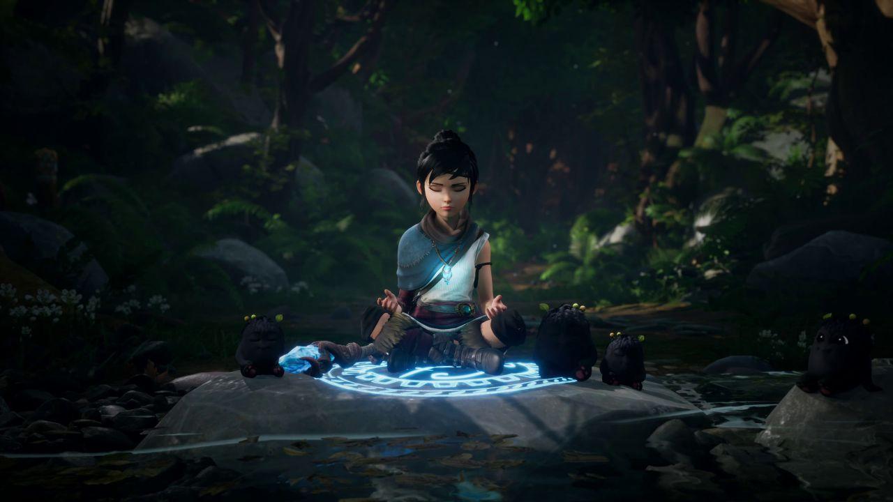 Kena Bridge of Spirits: upgrade gratis da PS4 a PS5, la conferma di Ember Lab