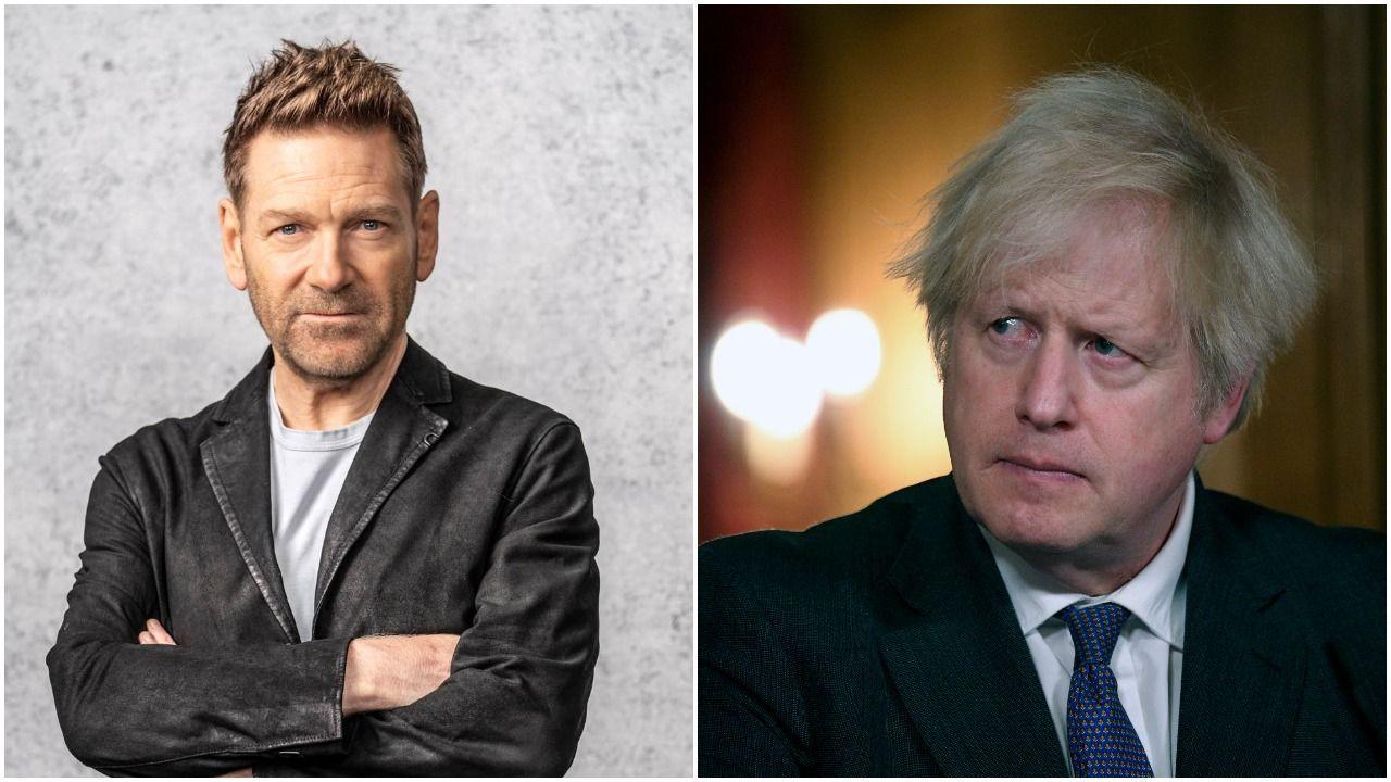 Kenneth Branagh, la star di Tenet sarà Boris Johnson in una nuova serie sulla pandemia!