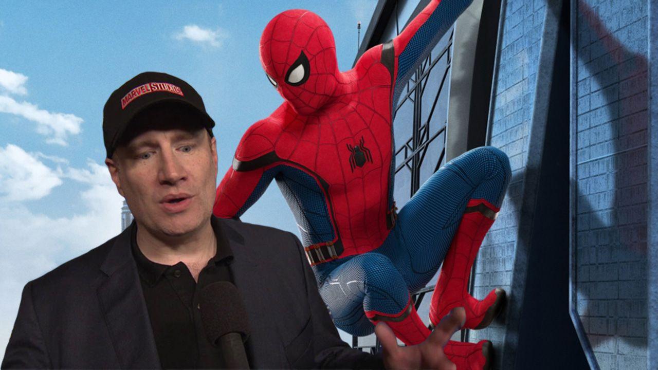 Kevin Feige starebbe organizzando l'uscita di Spider-Man dal MCU