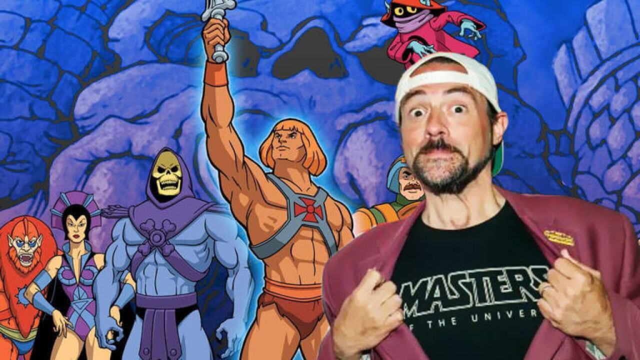 Kevin Smith e Kevin Conroy insieme per Masters of the Universe: Revelation?
