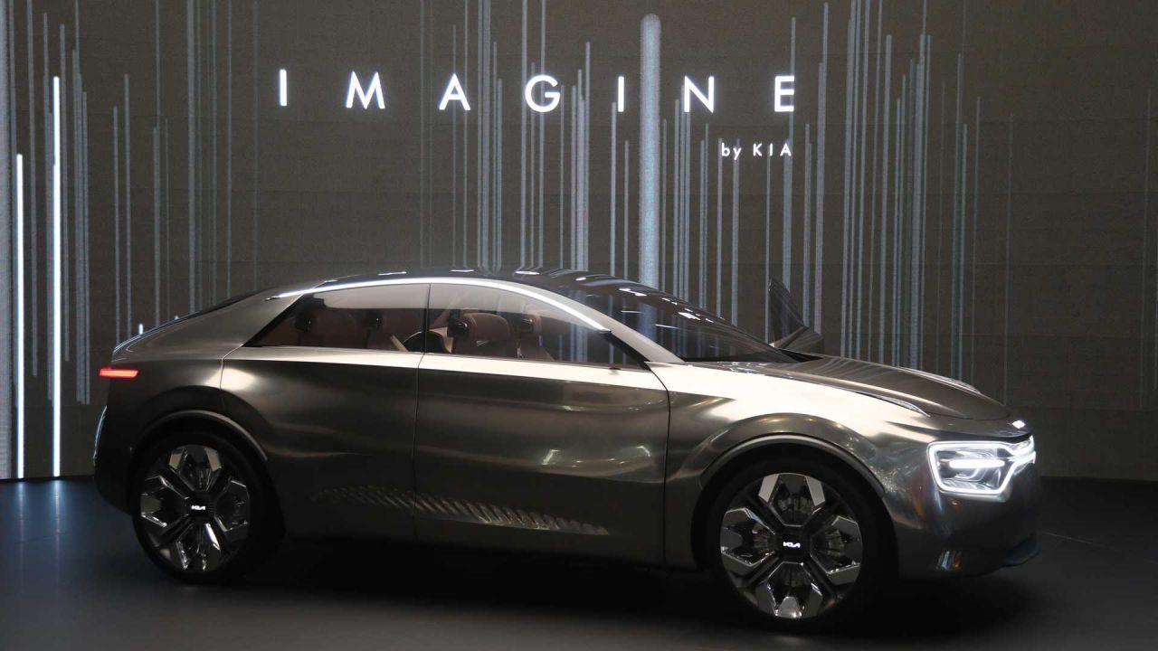 Kia Imagine: la versione di serie sarà molto simile alla concept car presentata a Ginevra