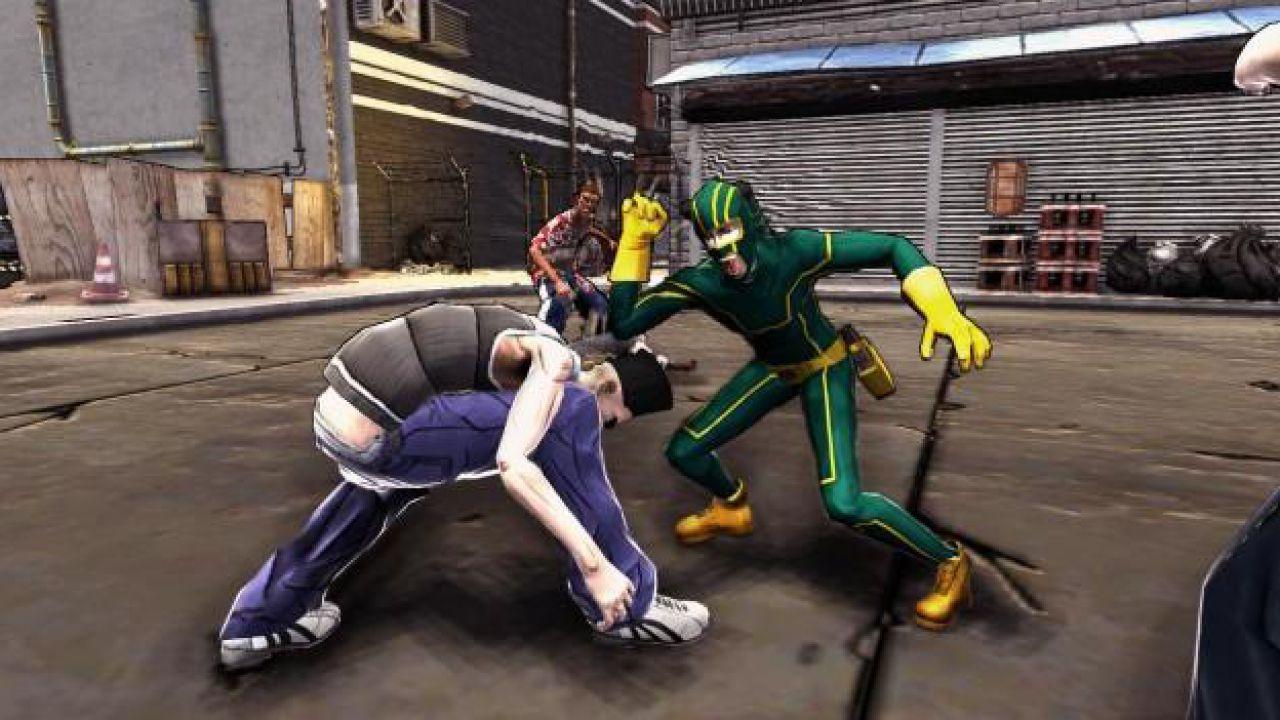 Kick-Ass 2 a novembre su PC, Xbox 360 e PlayStation 3